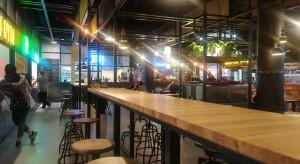 Gdynia z pierwszym mieście food hall'em. Postawiono na industrial