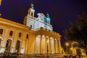 Lublin rozświetlony