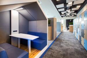 Po pierwsze: elastyczność. Zaglądamy do biura Novo Nordisk szkicu Bit Creative