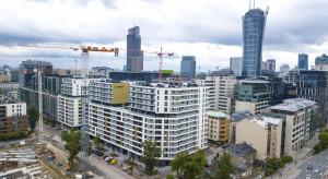 Zrównoważony wielofunkcyjny kompleks rośnie w nowym centrum Warszawy