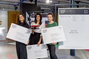 Polski design jest kobietą! Znamy zwyciężczynię 10. edycji konkursu Mazda Design 2019