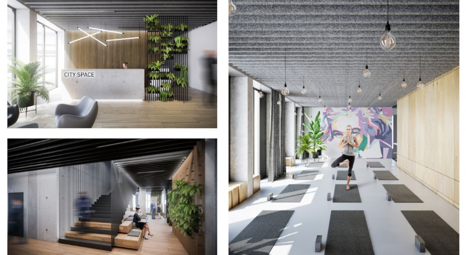 Medusa Group projektuje biura dla CitySpace. To strategiczna współpraca!