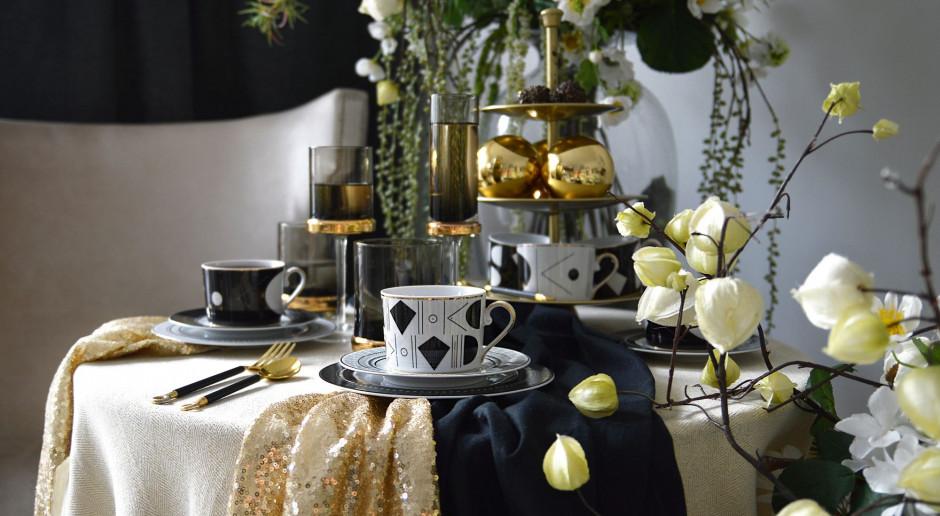 Porcelana w wydaniu Art Deco