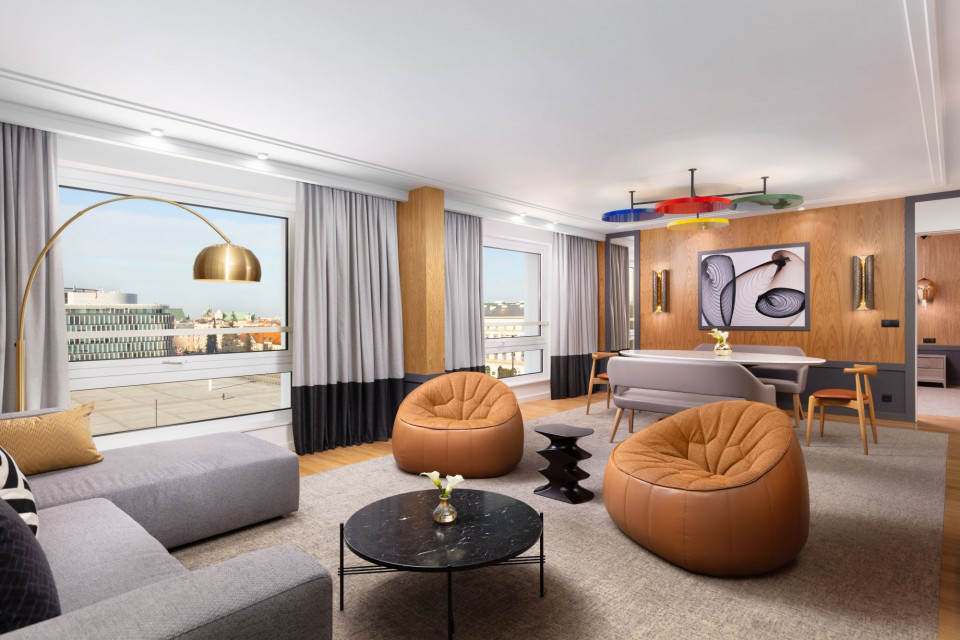 Luksus zatopiony w detalach. O najnowszej renowacji wnętrz hotelu Sofitel Warsaw Victoria