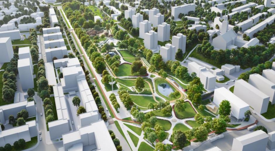 Gdynia szuka wykonawcy drugiego etapu Parku Centralnego