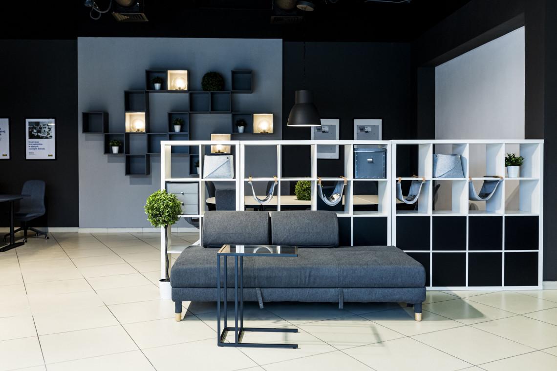 Nowy coworking w Galerii Katowickiej. Urządziła go IKEA