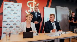 Łódź rozbudowuje stadion przy al. Unii Lubelskiej 2. Umowa podpisana