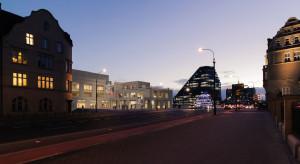 Pomysł na teatr muzyczny w Poznaniu. Oto wyróżniony projekt spod kreski Atelier Starzak Strebicki i DRDH Architects