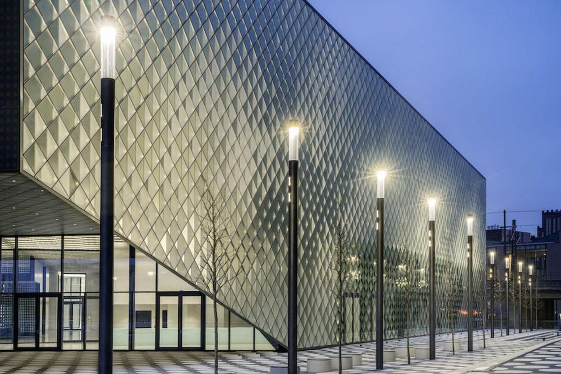 Światło i architektura splecione w jedno