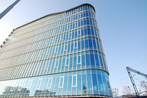 SQ Business Center Wrocław z pozwoleniem na użytkowanie. To projekt Mańczak Studio
