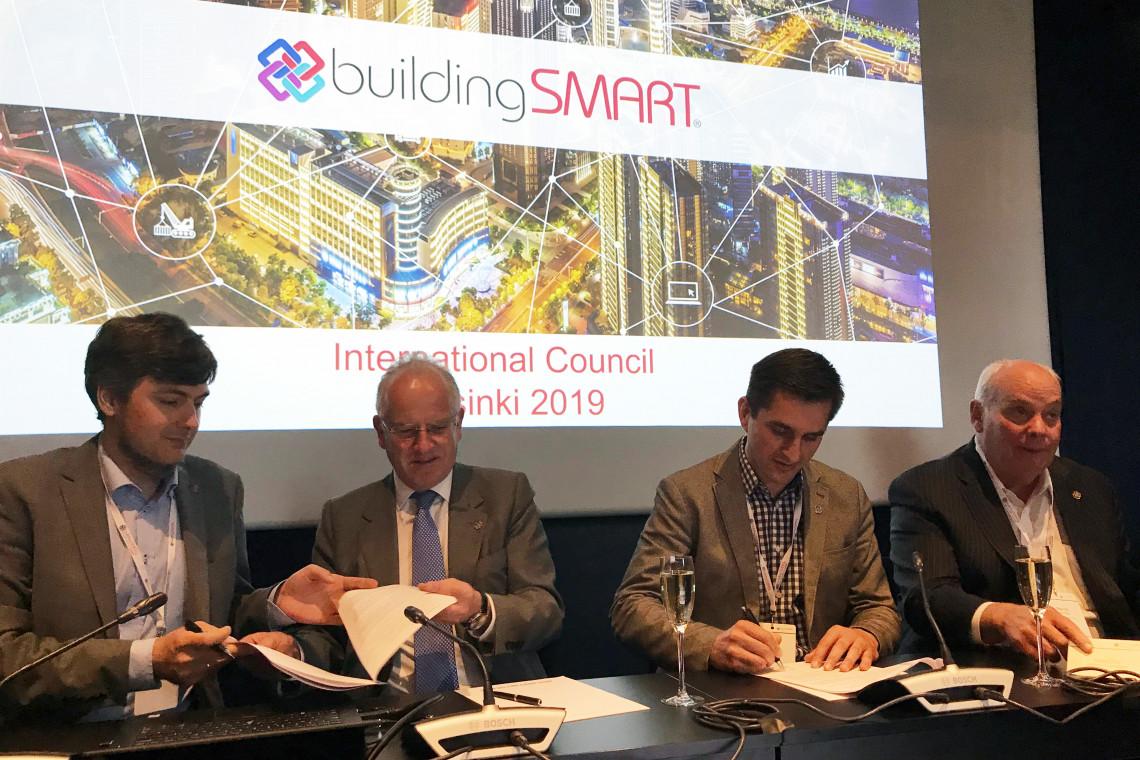 Oficjalnie: Stowarzyszenie buildingSMART Polska oddziałem międzynarodowej organizacji buildingSMART