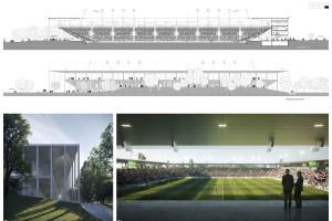 Warszawski hat-trick w wykonaniu JSK Architekci. W planach kolejny ważny stadion i... CPK