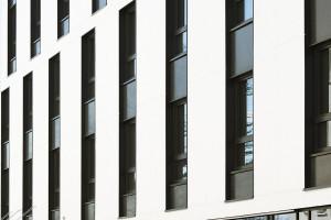 Plomba architektoniczna według ibis Styles i pracowni Tremend