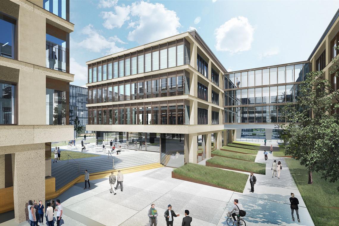 JEMS Architekci dla Vastint. Zielone światło dla projektu Gdynia Waterfront
