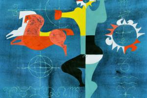 Kazimierz Mann - malarz, grafik i projektant. Krakowskie muzeum szykuje niezwykłą wystawę