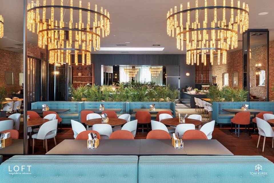Hotel z 400 kg prawdziwego bałtyckiego bursztynu. O Radisson Hotel & Suites Gdańsk z architekt Magdaleną Adamus