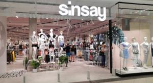 Sinsay odświeża aranżacje salonów