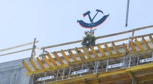 Łódzka inwestycja Varitex w zrewitalizowanym kwartale z wiechą