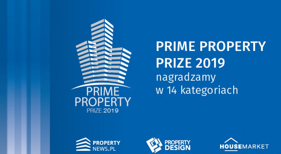 Prime Property Prize 2019 - czekamy na zgłoszenia!