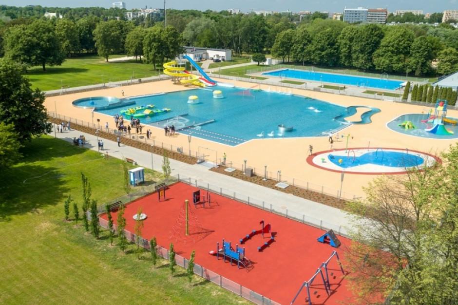 Wielkie otwarcie Parku Wodnego Moczydło w Warszawie - Architektura