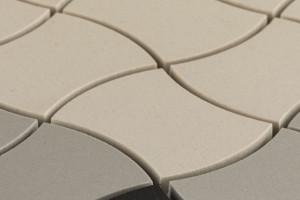 Kultowe gorseciki motywem przewodnim kolekcji! Maja Ganszyniec zaprojektowała płytki ceramiczne
