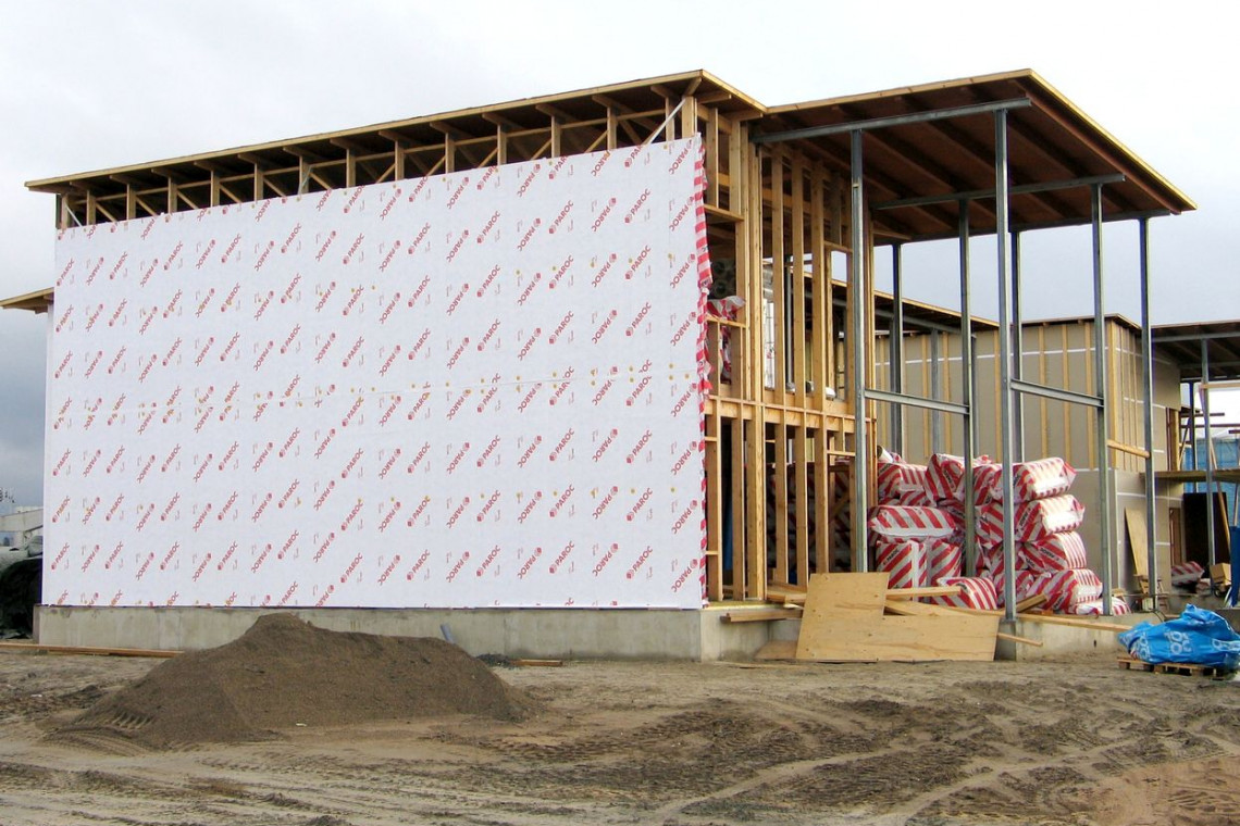 Poradnik architekta - jak projektować fasady wentylowane w budynkach?