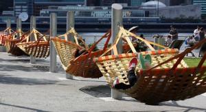 Hamaki miejskie pojawią się w Gdyni
