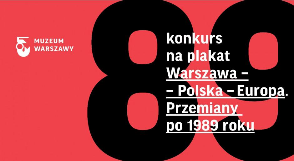 """Znamy wyniki konkursu """"Warszawa – Polska – Europa. Przemiany po 1989 roku"""""""