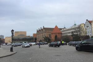 Społeczne znaczenie największych placów Gdańska