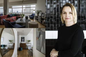 Alina Badora: Optymistyczny design dla optymistycznych ludzi. Z takim mottem projektowałam w Złotej 44