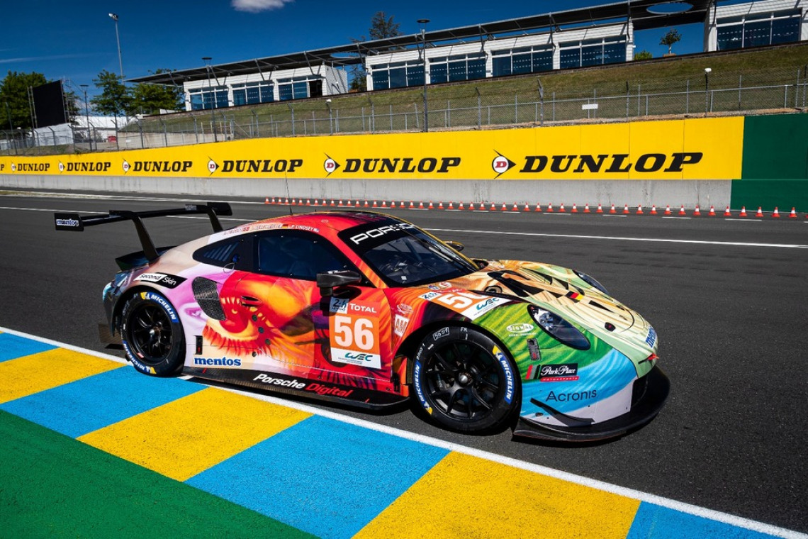 Niezwykła platforma online do projektowania samochodowych barw
