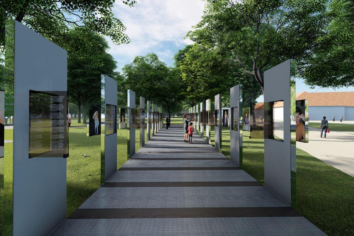 Daniel Libeskind z międzynarodowym zespołem stworzył wystawę dla Muzeum Auschwitz-Birkenau. Otwarcie już 1 lipca