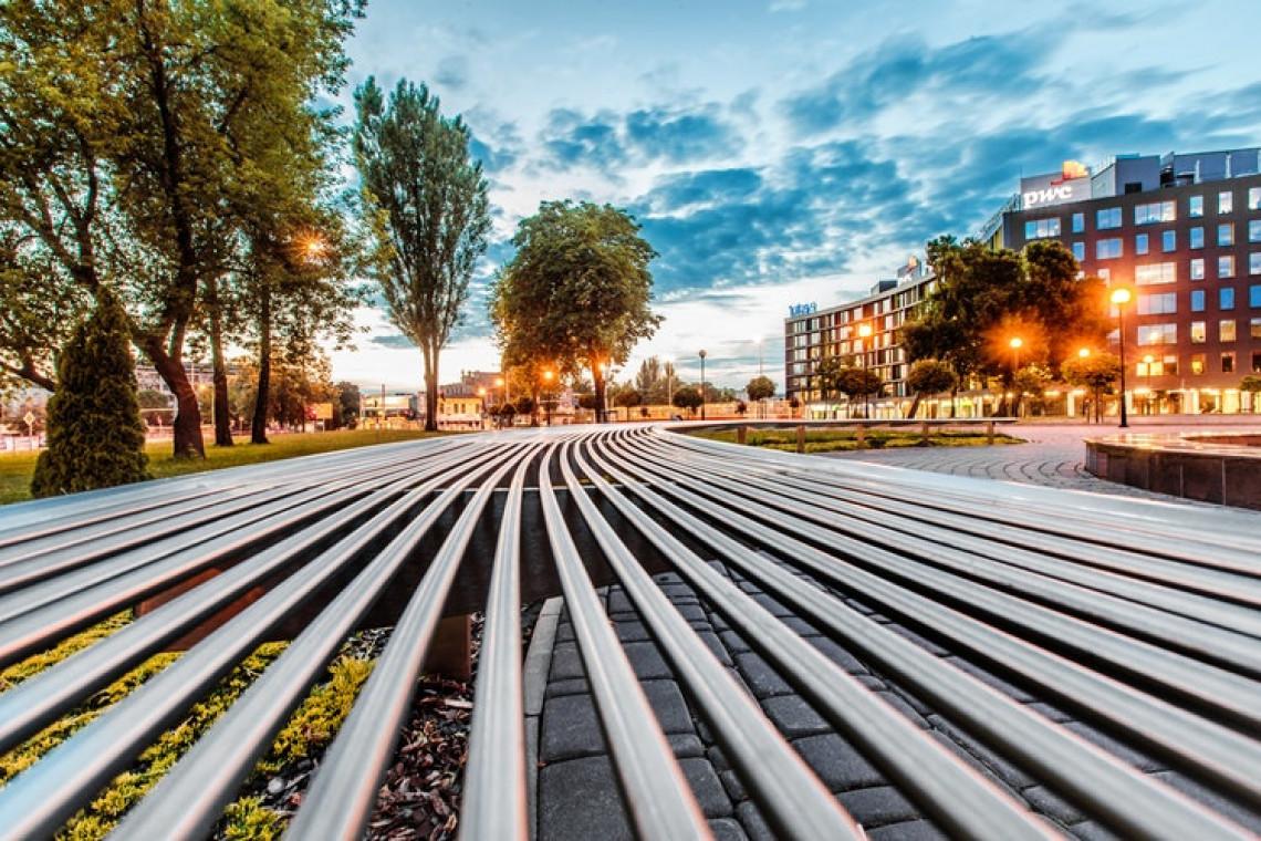 W Łodzi powstało nowe miejsce wypoczynku dla mieszkańców