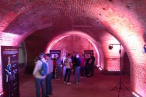 Podziemia zabytkowej Kaponiery ponownie otwarte