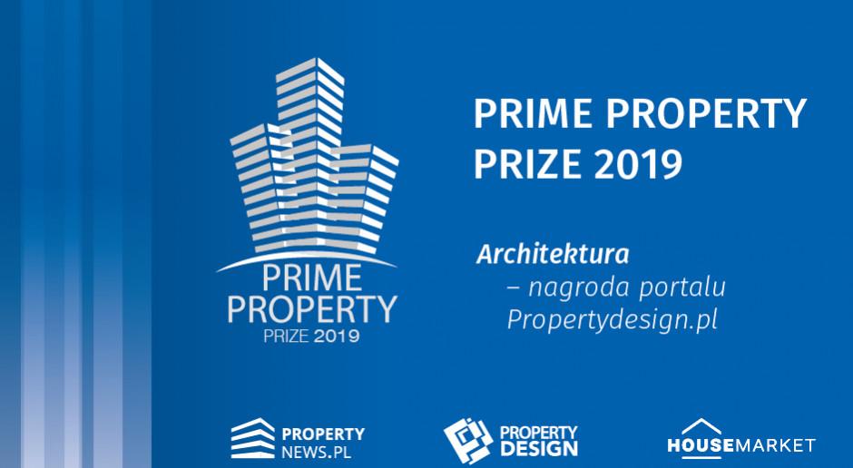 Nagrody portalu PropertyDesign.pl w kategoriach Architektura oraz Przestrzeń komercyjna. Zgłoś nominację!