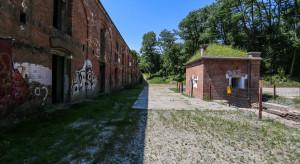 Fort Borek wkracza w kolejny etap rewitalizacji