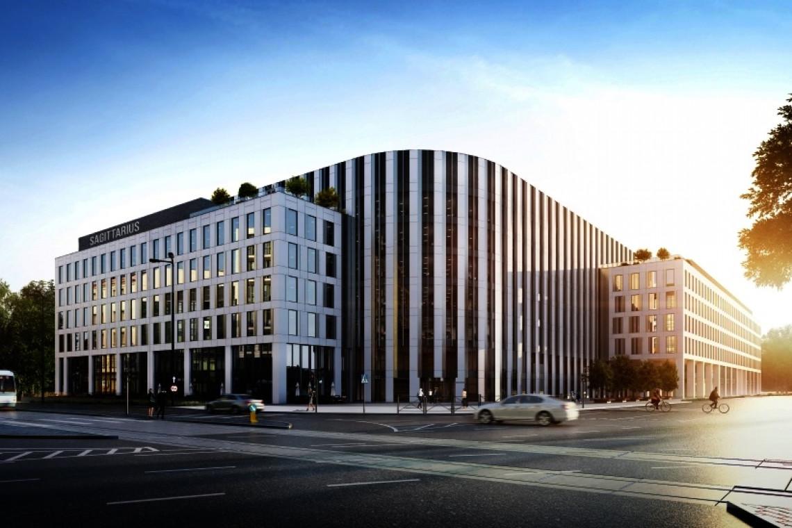 "Sagittarius Business House we Wrocławiu w duchu ""eko"""