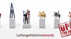 Na stracie konkurs LafargeHolcim Awards. Pula nagród to 2 mln dolarów