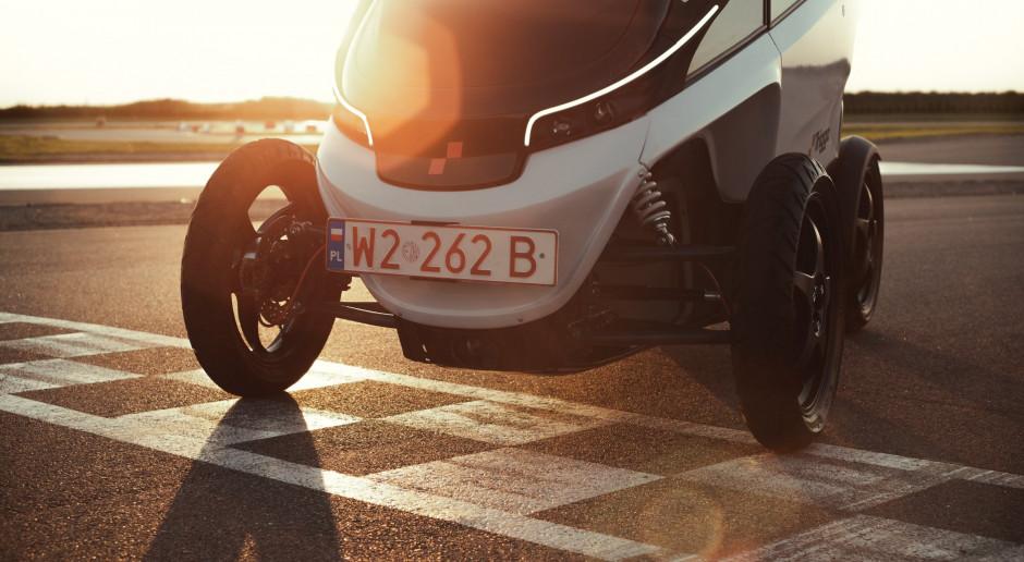 Polski elektryczny pojazd już w fazie testów