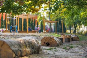 Naturalne place zabaw powstaną w Poznaniu. Nowy trend?