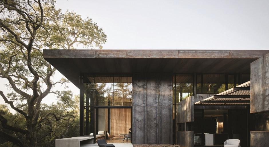 Kalifornijski budynek, który czerpie z dobrodziejstw natury