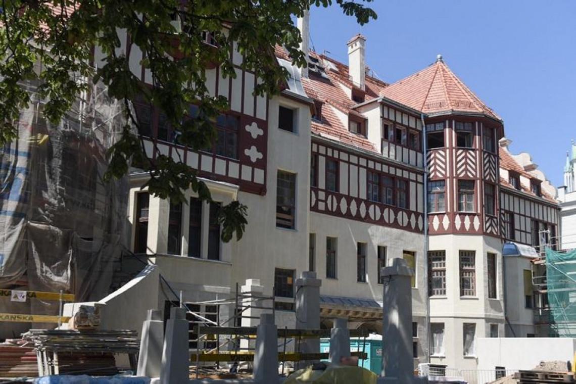 Pałac Steinertów uratowany od ruiny