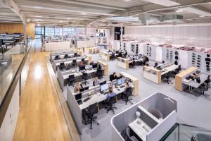 18 polskich biur, w których aż chce się pracować!
