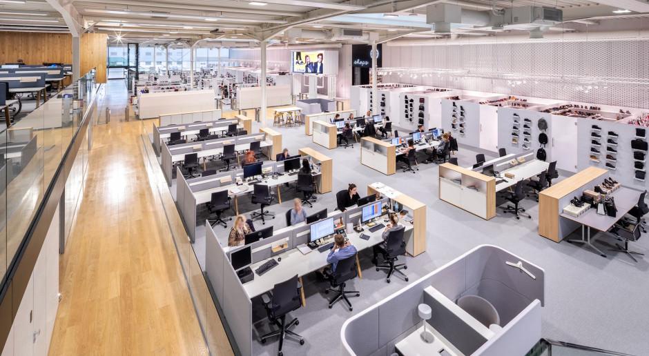 To była biurowa metamorfoza 2018 roku - Centrum Badawczo-Rozwojowe CCC w Polkowicach