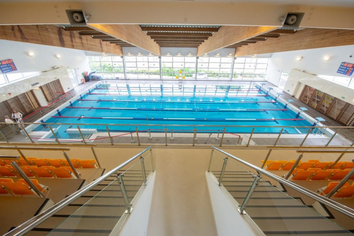 Warszawska Wola zyskała pływalnię w nowej odsłonie. Jest nowoczesna i ekologiczna