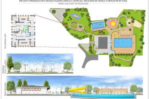 Już jest! Kompleks rekreacyjno-basenowy w Parku Kultury w Powsinie oficjalnie otwarty