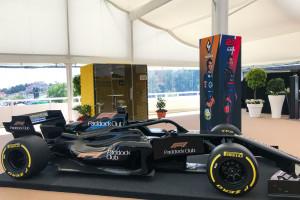 Polski design dla Formuły 1