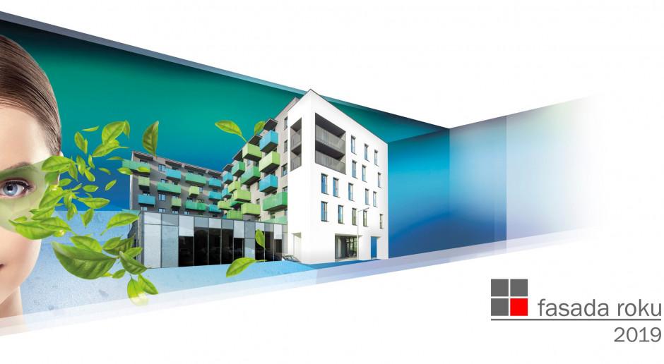 Półmetek rywalizacji w konkursie Fasada Roku 2019