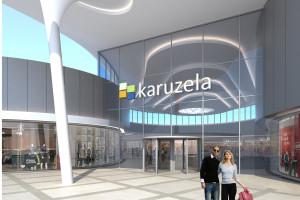 Nowe bryły handlowe w Kołobrzegu i Ełku