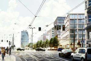 Centrum Poznania na nowo. Młodzi architekci wskazują, gdzie budować wieżowce